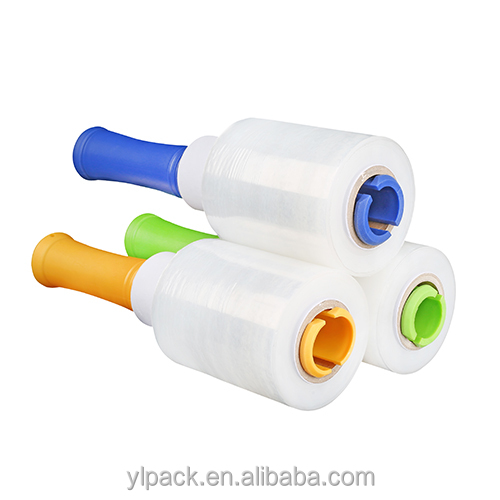 Fabriek Mini Stretch Film/hand stretch Wrap filml/Stretch Film Plastic Wrap