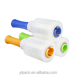 Factory Mini Stretch Film/ hand stretch Wrap filml/ Stretch Film Plastic Wrap