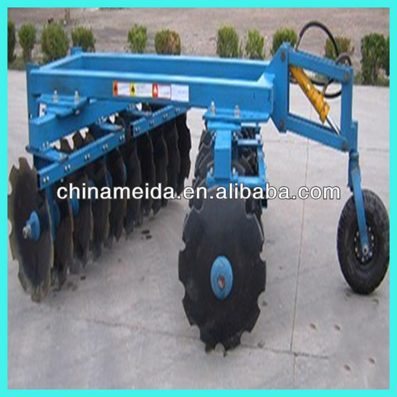 Heavy Light Duty Farm Equipment Compact Tractor Offset Small Medium heavy duty disc harrow