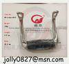 Stainless Steel Precision Casting Pan Handle NC-sides-0012