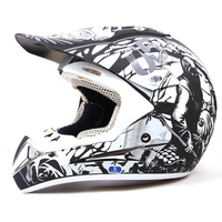 Motorcycle Motocross Off Road ATV Dirt Bike Helmet