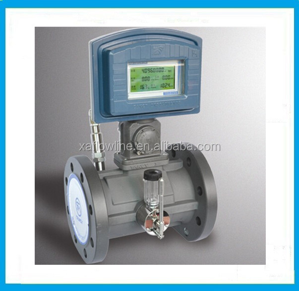 Electronic Digital Turbine Flow Meter for Air Flow Meter