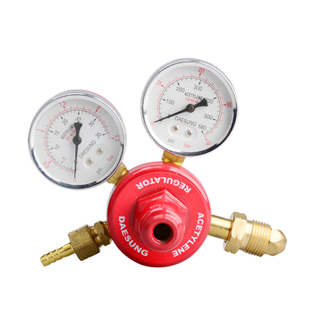 Promotional high end competitive price acetylene regulator