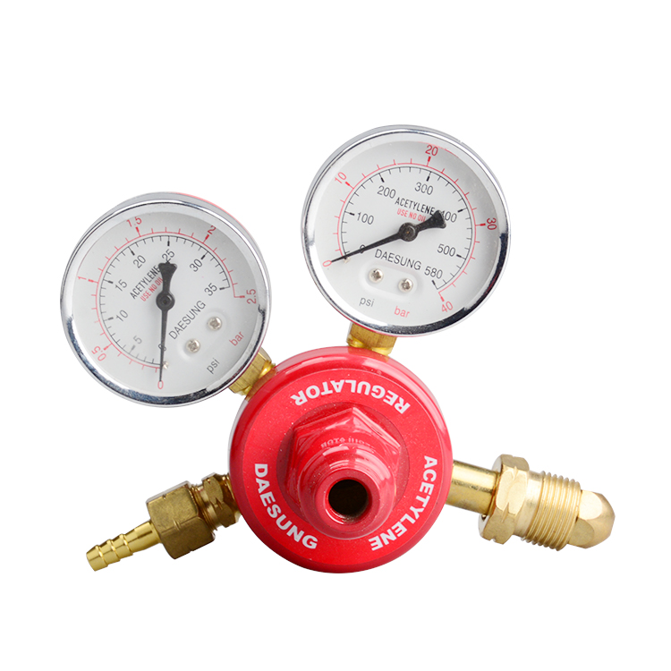 Promotional high end competitive price best sales acetylene regulator
