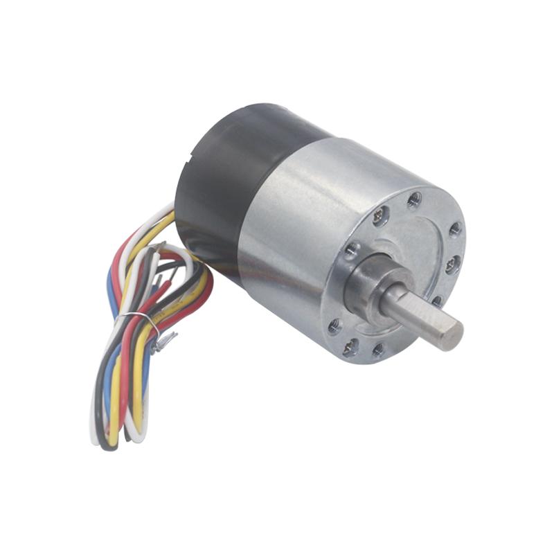 GM25-BLDC2430 DC12V 25mm Dia Brushless Gear Motor Reversible For Robots