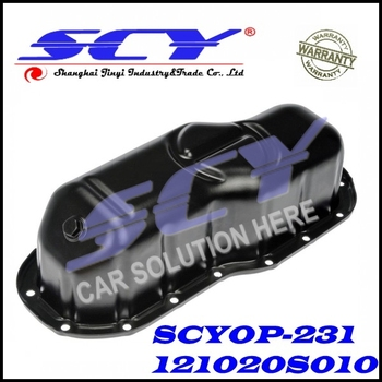 Engine Oil Pan For Toyota Land Cruiser Sequoia Tundra 12102-0s010  121020s010 - Buy Oil Pan For Toyota Land Cruiser Sequoia Tundra Product on