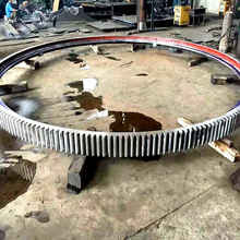 China Made High Precision Spur Large Gear