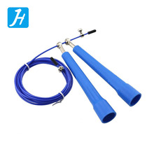 2016 hot sale adjustable cable speed jump rope