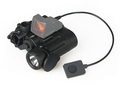 Hunting Light DBAL D2 Dual Beam Aiming Laser Red w IR LED Illuminator Class 1 CL15