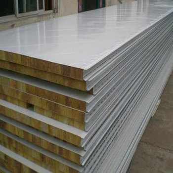 Shipping Container House Material Newly Insulation Rockwool Sandwich