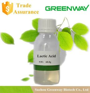 Factory Supply 99% Purity Lactic Acid With Free Sample