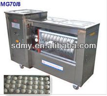 MG70/8 stainless steel steamed bun making machine (manufacture) in China