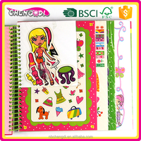 super style various styles active water proof scrapbook stickers