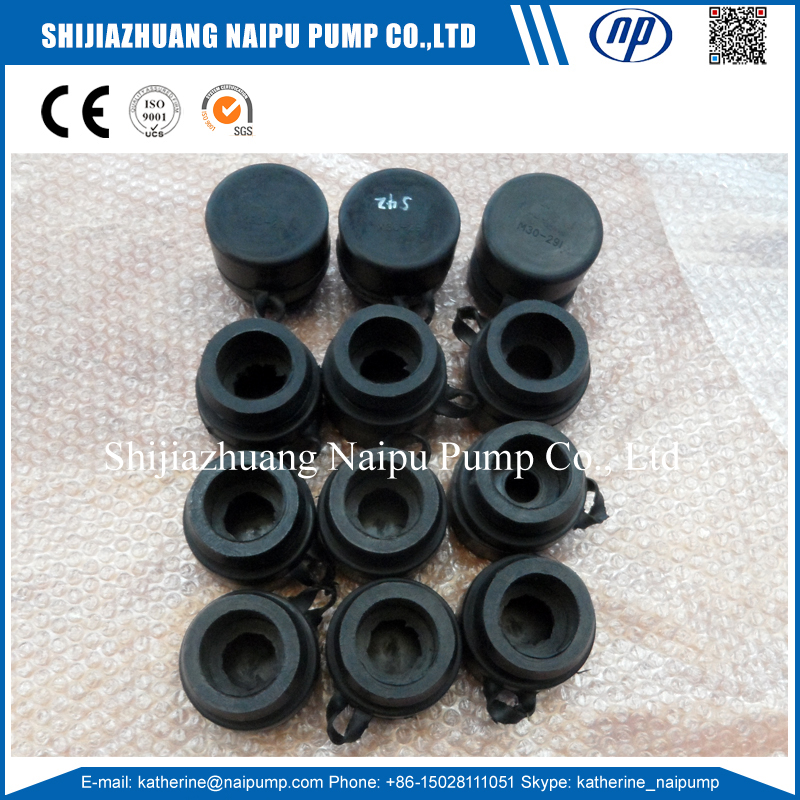 Competitive Centrifugal Rubber Sump Pump Bolt Protection Caps
