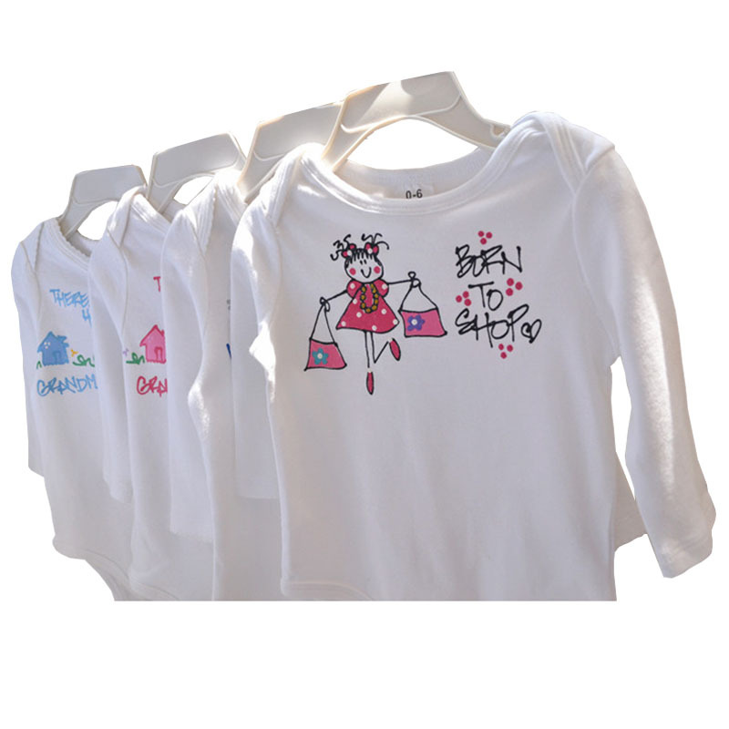 6f167f2ed2 Get Quotations · BRABD Carters Baby Boy Girl Clothes Bodysuits Carter Baby  Fashion 100% Cotton Jumpsuit Baby Bodysuits