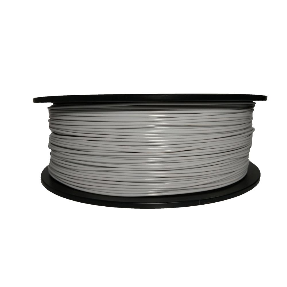 3d Printers & Supplies Computers/tablets & Networking Nice Monofilament 3d Printer Filament Pla 1.75mm 0.5kg Gray Sales Of Quality Assurance