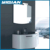 European Modern Design wall mounted LED Mirrored Bathroom Vanity set