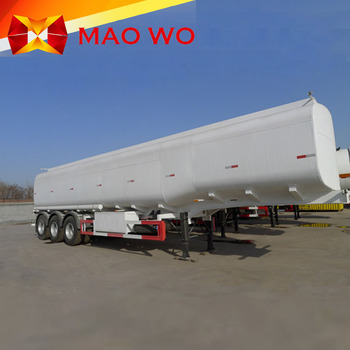 2015 New small 36000 liters fuel tanker semi trailer for sale