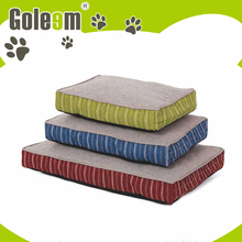 lightweight plush cat foldable dog beds