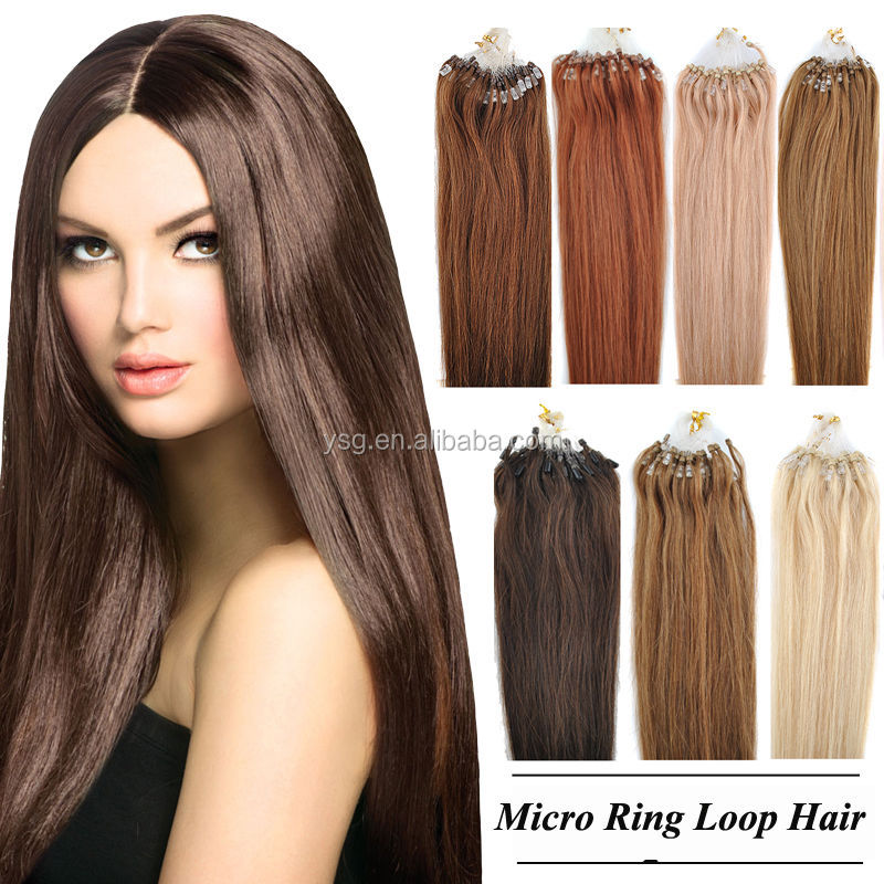 Fashion Ketatin Fusion Hair Extensions Straight Brazilian Remy Micro