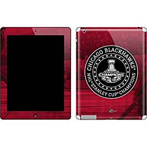 NHL Chicago Blackhawks New iPad Skin - Chicago Blackhawks 2015 NHL Stanley Cup Champs Vinyl Decal Skin For Your New iPad
