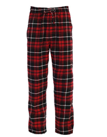 Mens Sleep Pants Plaid Pajama Polar Fleece Sleepwear Bottom