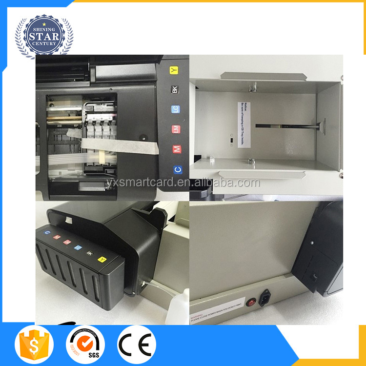L800 / T50 Plastic ID Card Printer