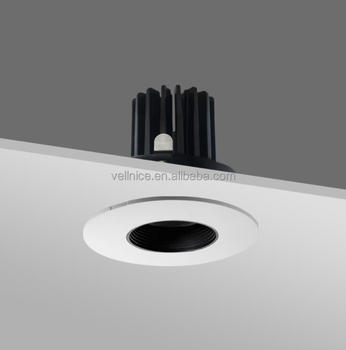 new styles 6b4da 3fad9 Vellnice Ip44 Bathroom Waterproof Led Downlight With Black Ring 10w Round  Dali Dimmable Light - Buy Vellnice Ip44 Waterproof Led Downlight With Black  ...