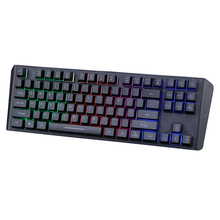 Gaming Keyboard 87 Kunci Mekanik Keyboard Mini Keyboard Gaming RGB