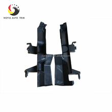 2 Pieces Driving Radiator side air deflector water tank side air deflector for Ford Focus 2015