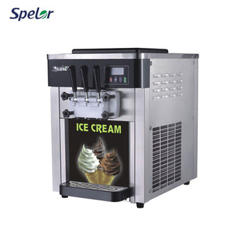 BQL-818T CE certification ice cream machine manufacturer
