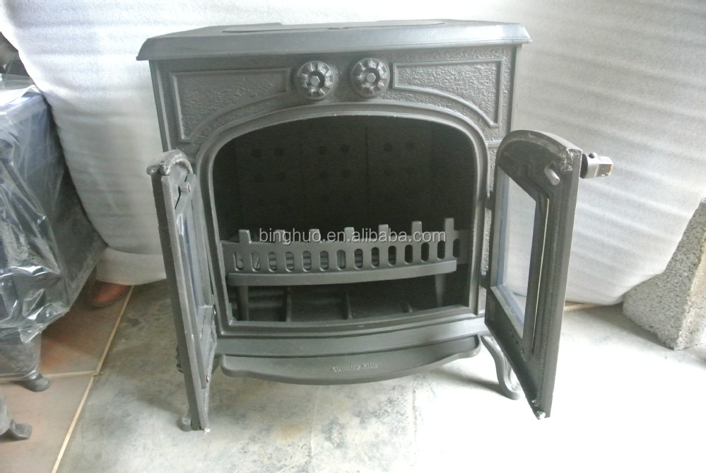 Antique Free Standing Firewood Stove
