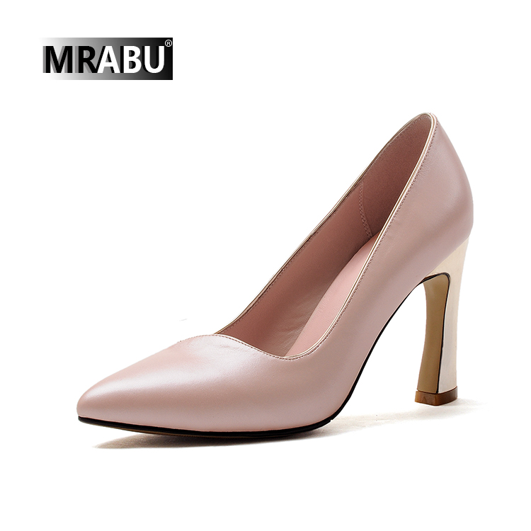 mouth high shoes 40 plus candy work color 34 wedding pointed comfort women size fashion ladies shallow toe heel YwSTqR5