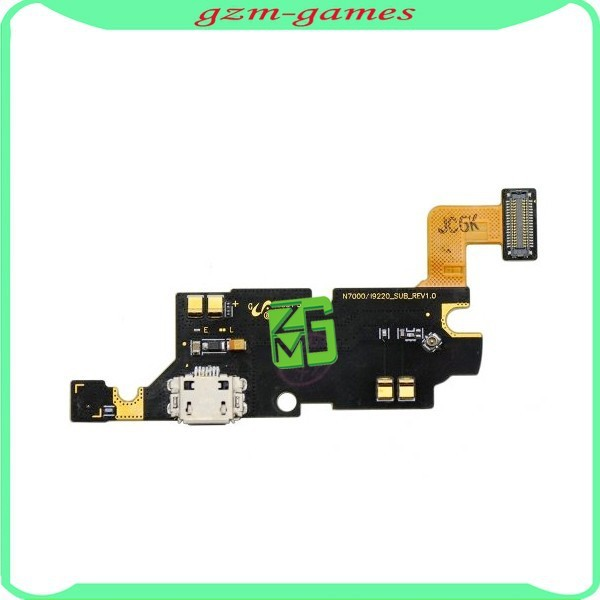 Charging port flex cable For Samsung Galaxy Note N7000 ,Alibaba express