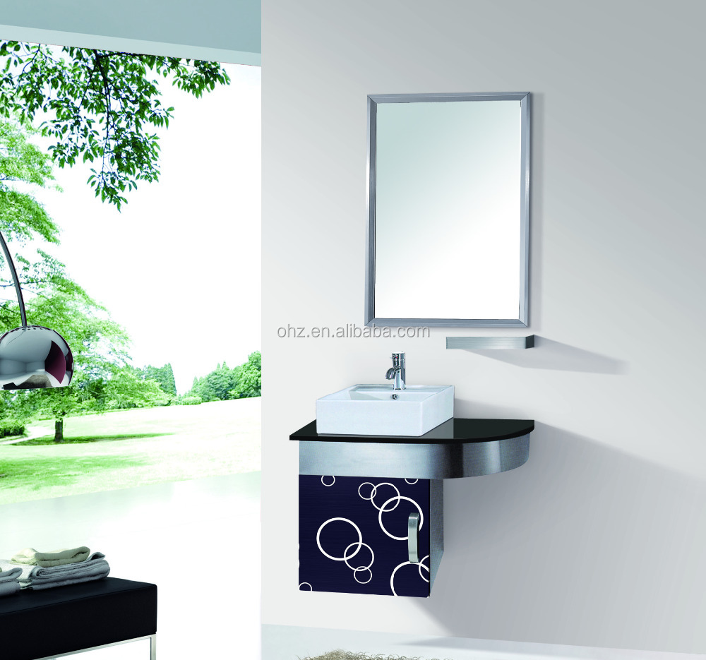 T-040 bathroom basin vanity and new bathroom cabinet for 304# bathroom cabinets