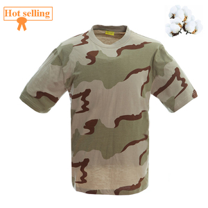 100 cotton customized t shirt, military t shirt