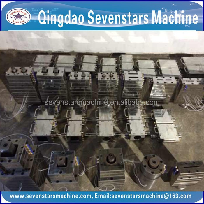 busbar trunking system pvc profile machine