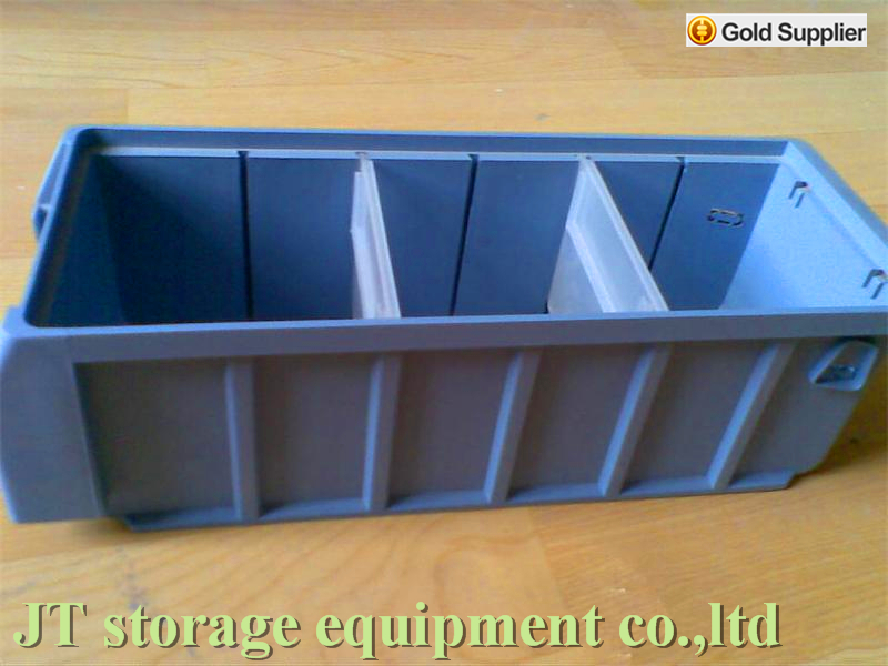 Nice Warehouse Parts Storage System Stackable Plastic Bins