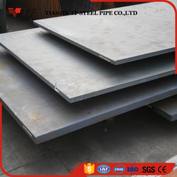 China steel mills New product hot rolled steel plate s235j2