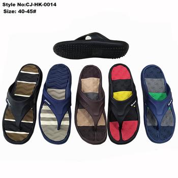 9525b5a37 Rainbow Color Eva Slippers Men Beach Flip Flops - Buy Flip Flops ...