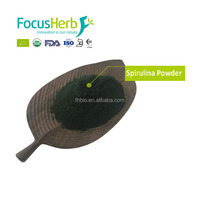 Focusherb Organic Certified Spirulina Powder