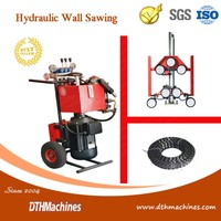 concrete stone cutting equipment beton cutter wire saw