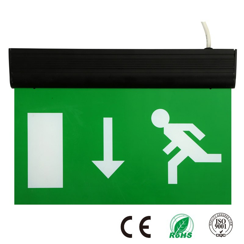 Rechargeable LED Emergency Escape Safety Exit Signs