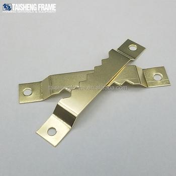 Taisheng Metal Fitting Various Sawtooth Decorative Picture Frame