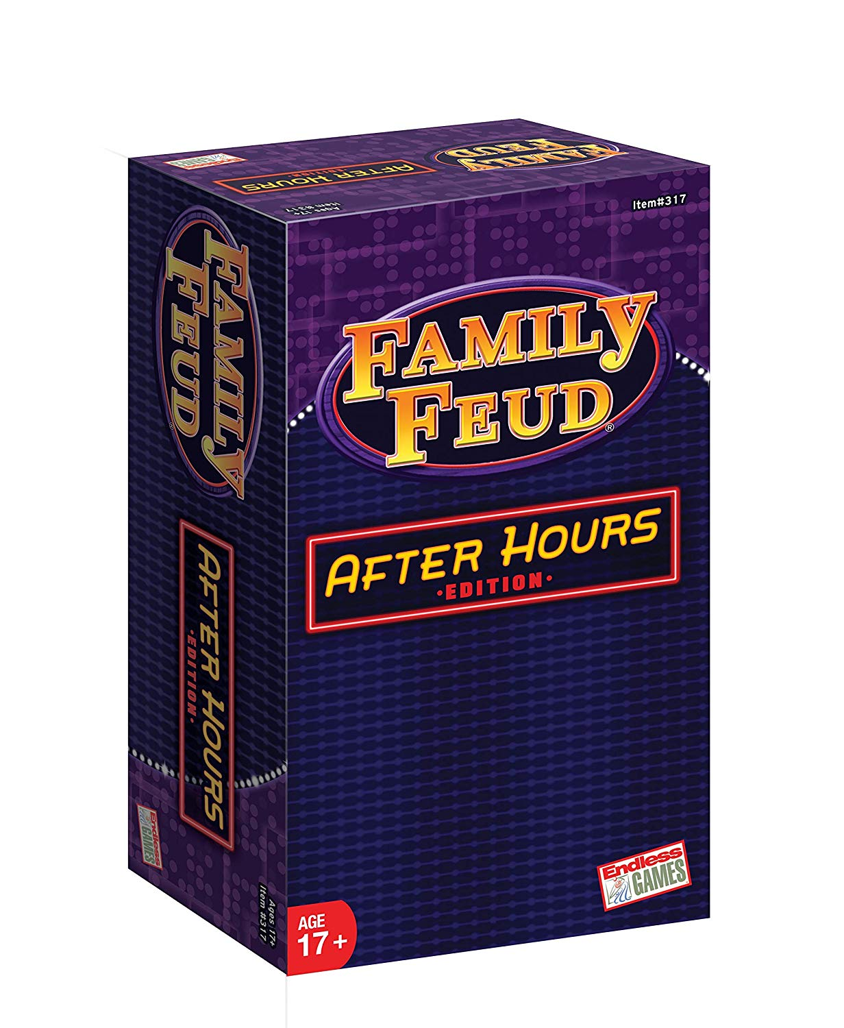 "Family Feud Card Game ""After Hours"" (2018 Edition) TV Show Inspired Tabletop Gaming 