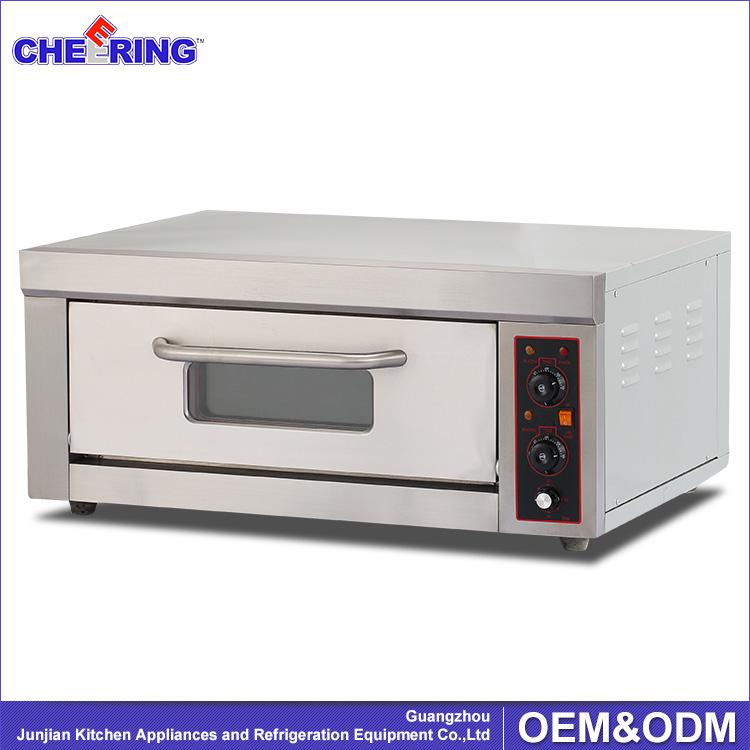 סופר מחיר מפעל מחירים תנור אפייה/מאפיית תנור קטן מפעל גואנגזו junjian DE-75