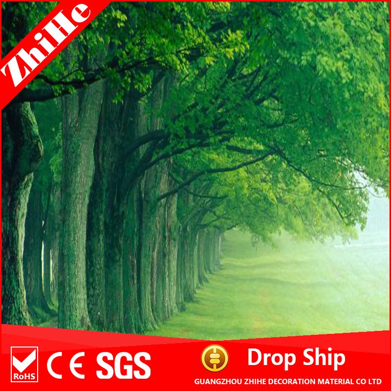 Venta al por mayor fondos de paisajes 3d compre online los - Papeles pintados paisajes ...