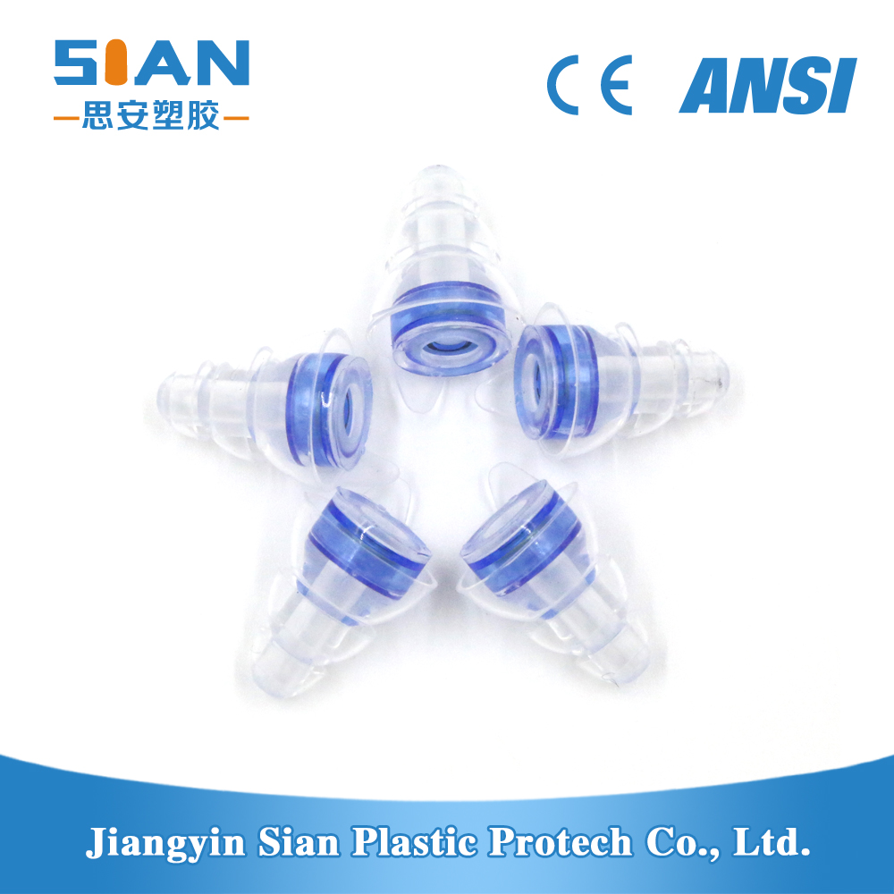 OME Protective Musician Filter liquid silicon Ear Plugs