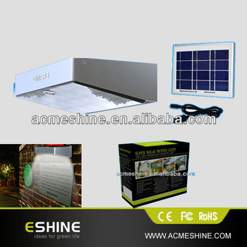Super Bright Solar Powered 53 Led Outdoor Motion Activated ...