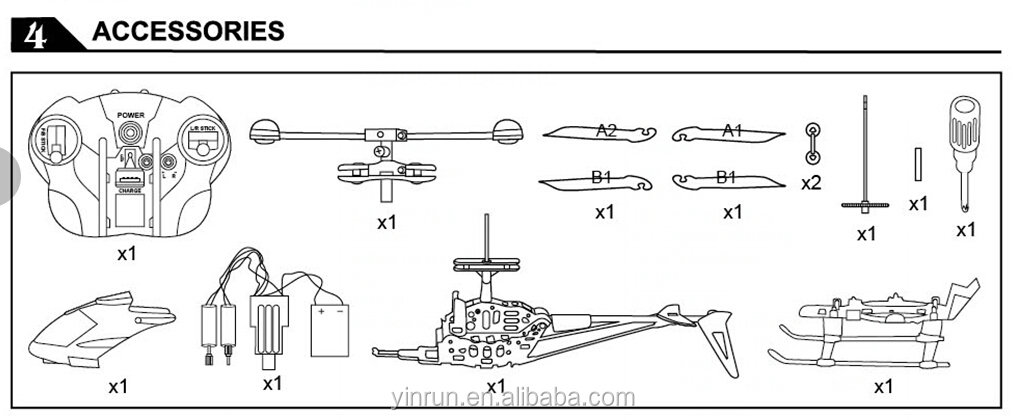 Do it yourself helicopter kits with low cost and easy to build do it yourself helicopter kits with low cost and easy to solutioingenieria Images